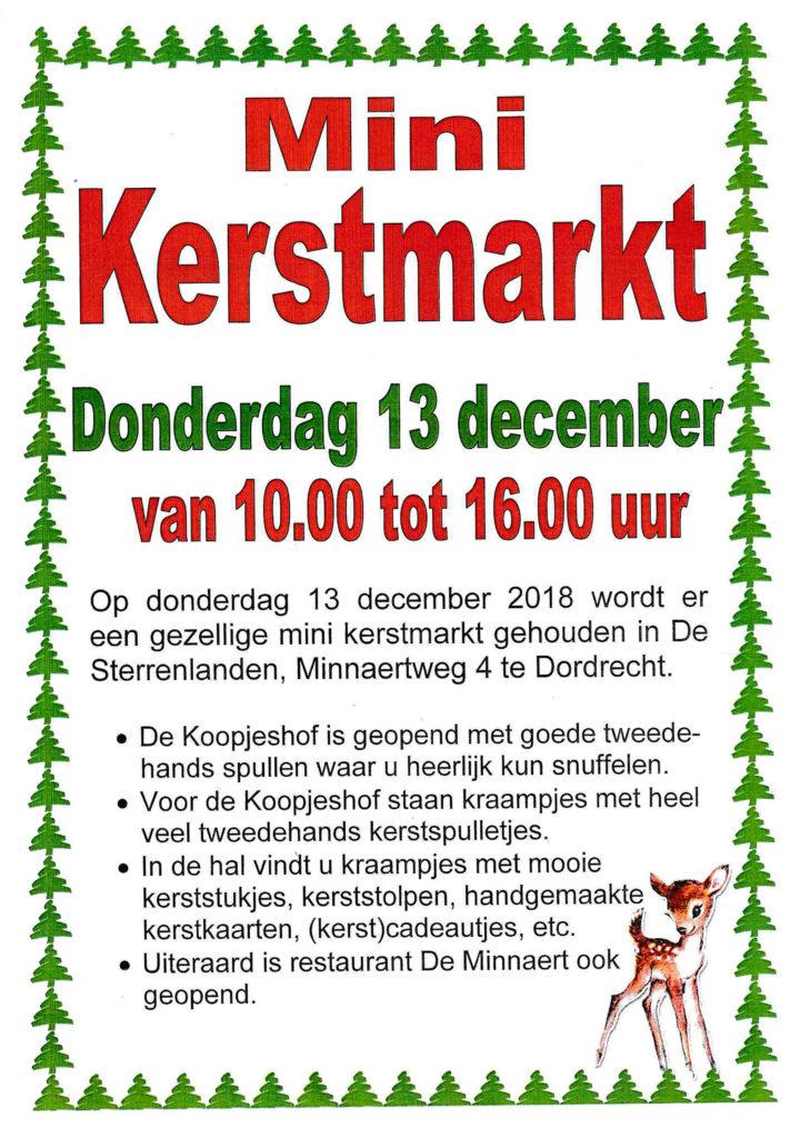 Kerstmarkt In De Sterrenlanden 13 December Sterrenburg