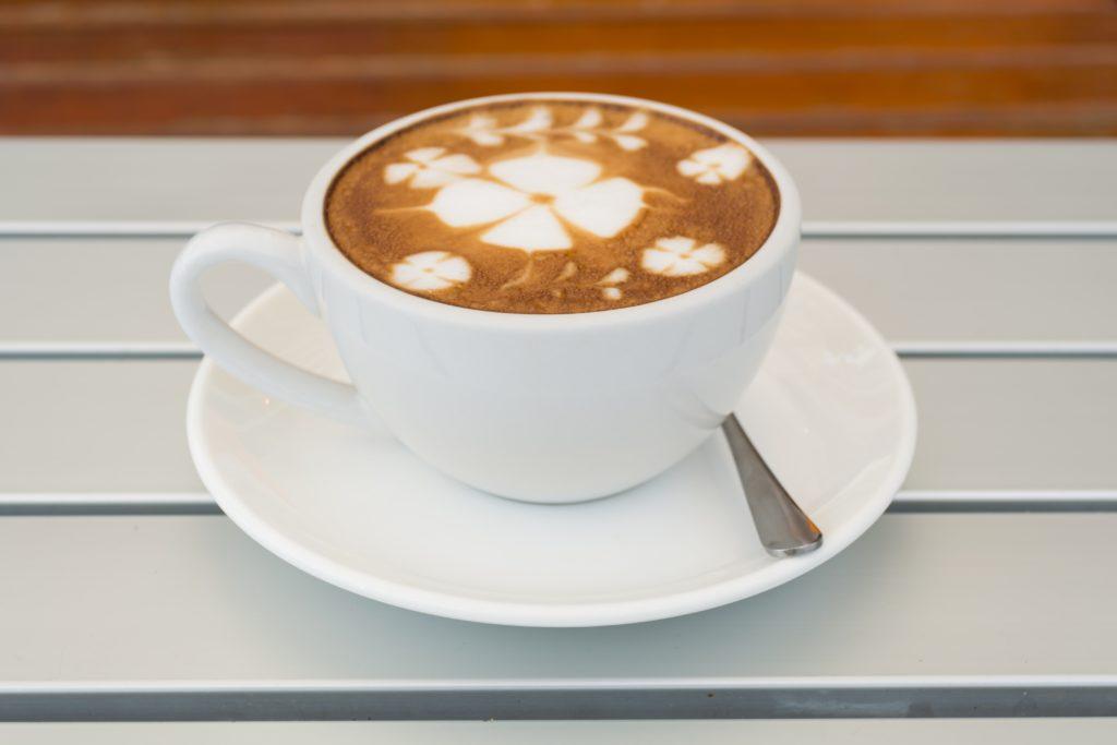 Langste koffietafel